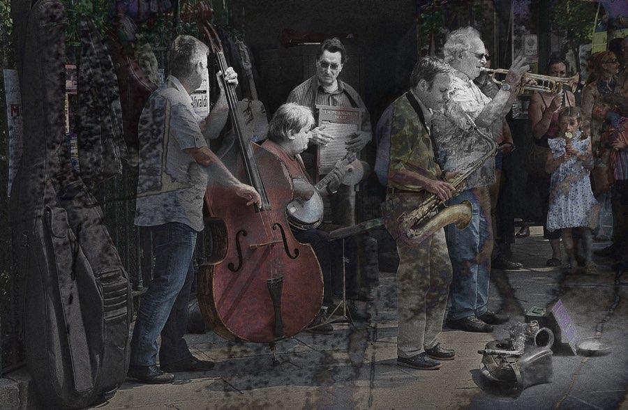 JAN LIPINA musiciens de rue