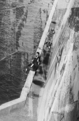 JAN LIPINA na břehu seiny 4b