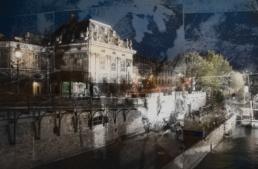 JAN LIPINA quais de la Seine