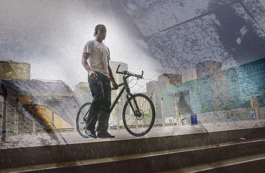 JAN LIPINA sous la pluie 1 - v dešti