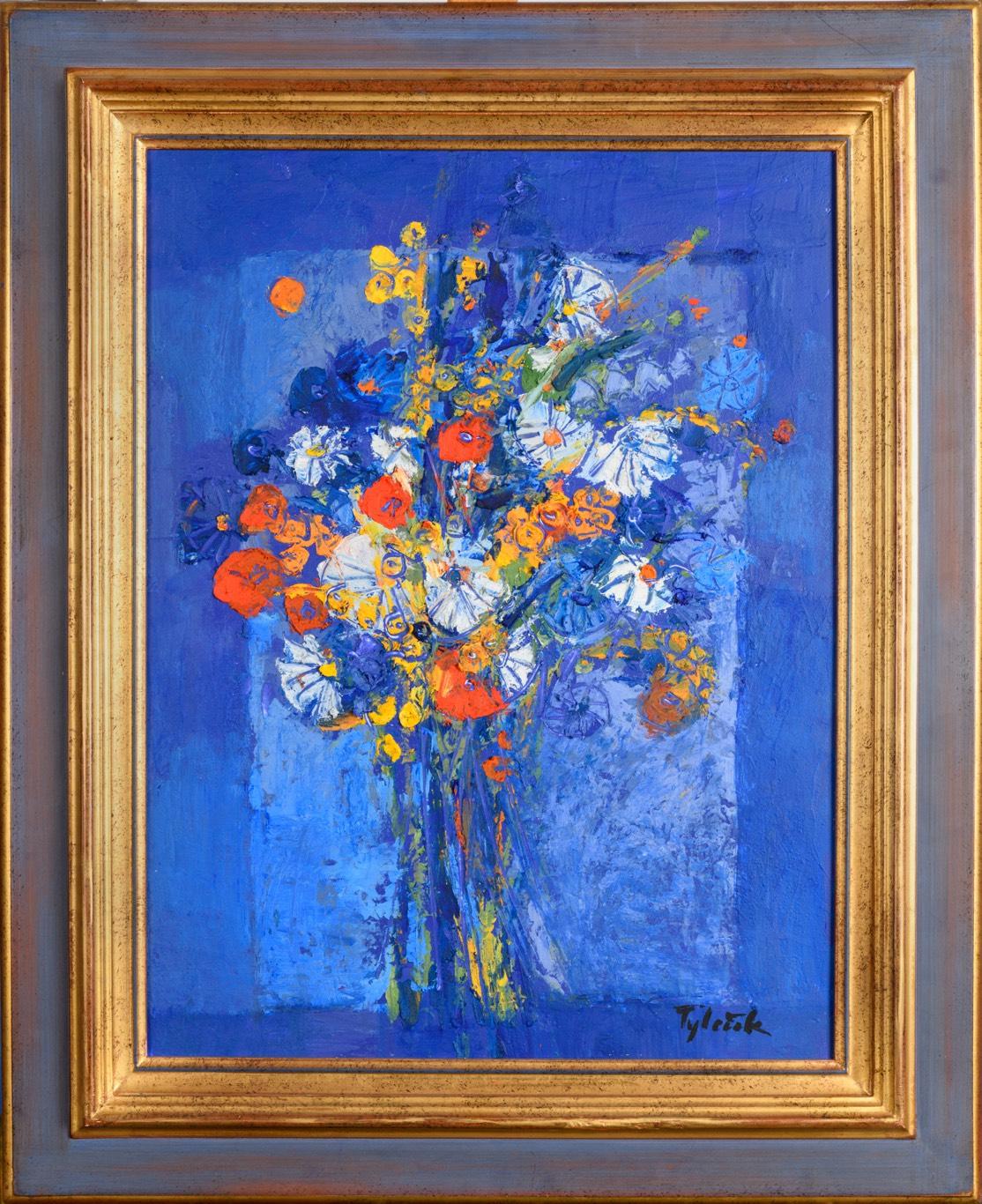 TYLEČEK Květy přátelství 65 x 50