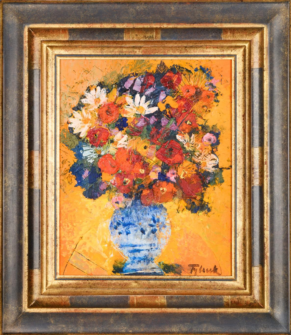 TYLEČEK Magické květy 41 x 33