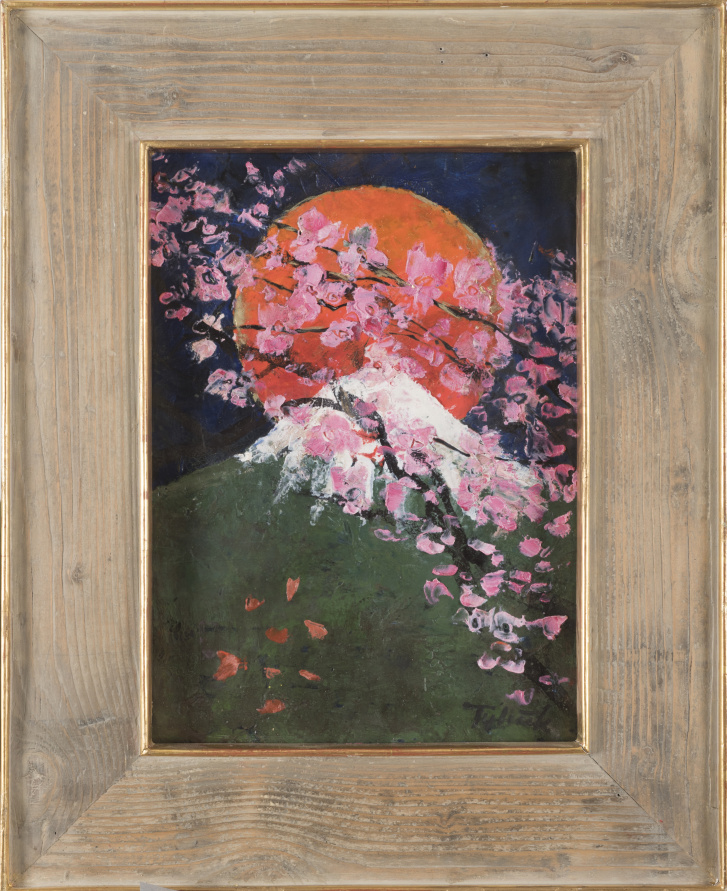 TYLECEK - SOUVENIR DE JAPAN Japonská vzpomínka 44x32 cm