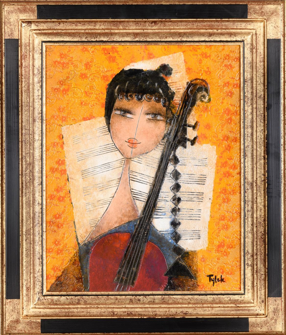 TYLEK Malá hudba 50 x 40