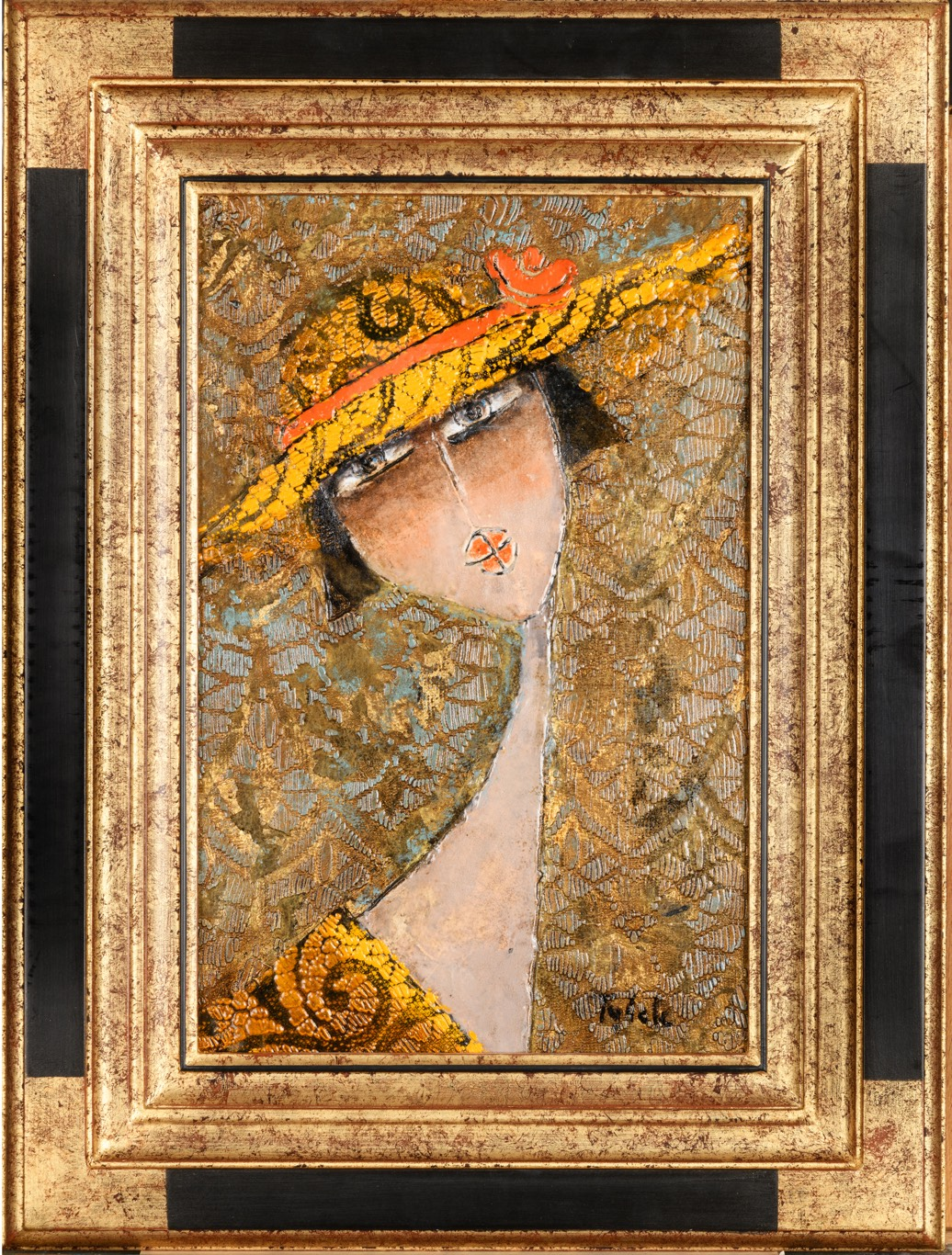 TYLEK Ve stínu klobouku 41 x 27