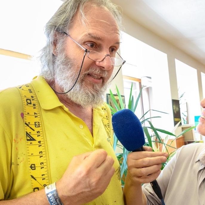 Boris Jirků s Dagmar Mísařovou