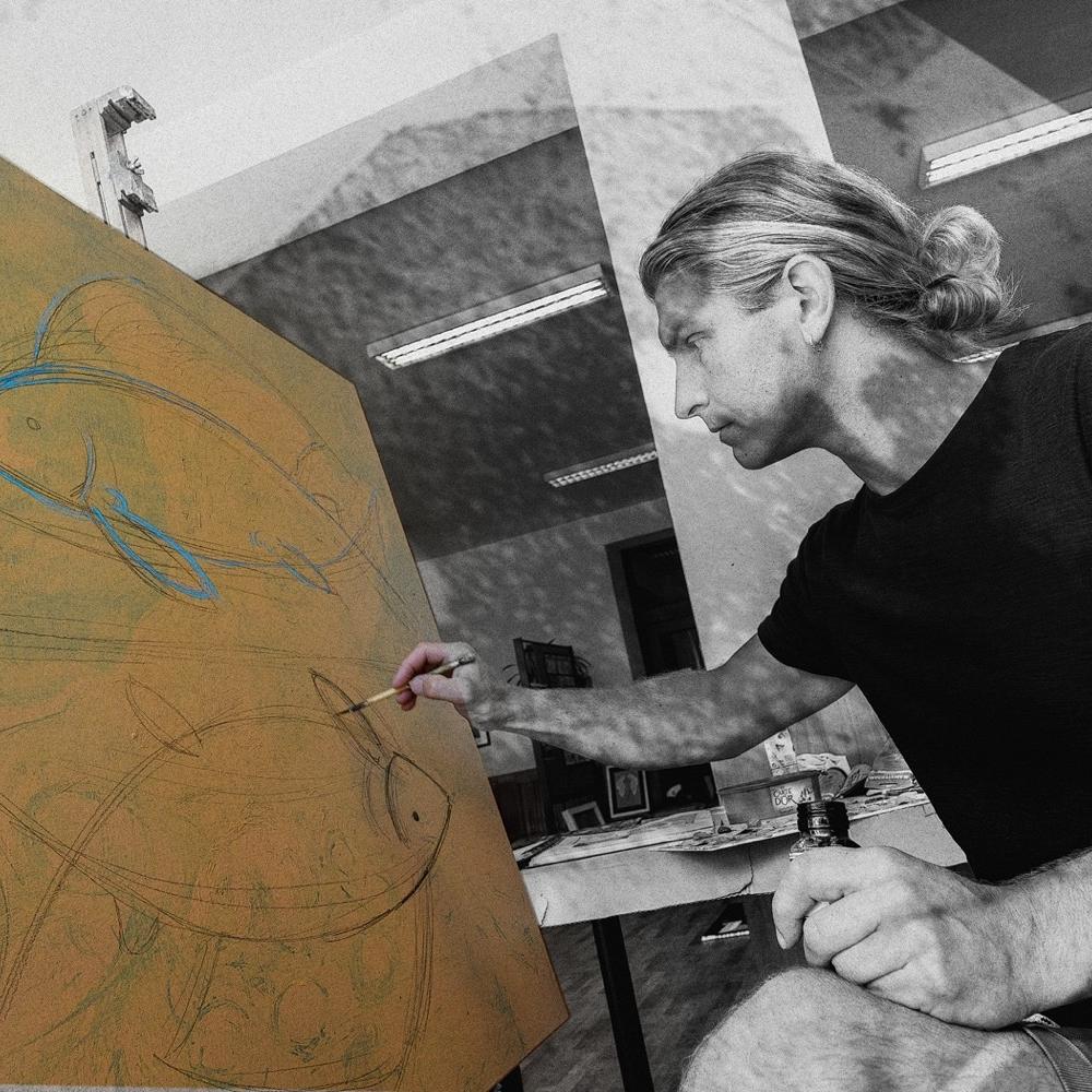 Peter Repka na Galerijní ulici
