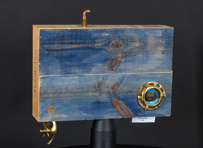 JURAJ ČUTEK Tour de Pin- Najoblúbeniejšie víno Julesa Verne 50x33