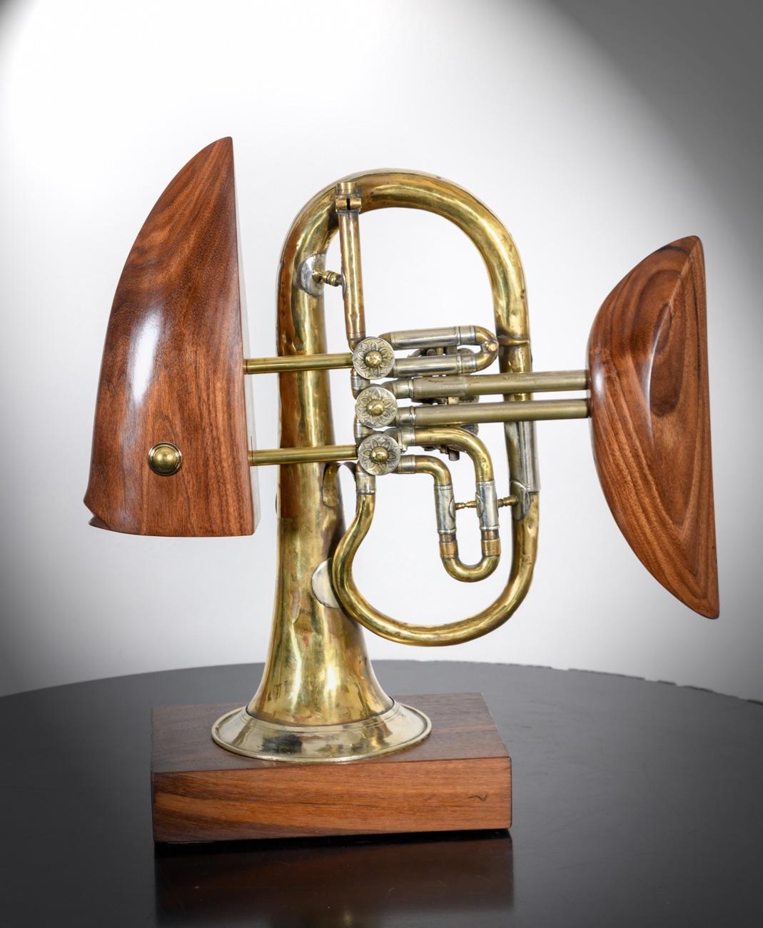 JURAJ ČUTEK New Orleans jazz 44c40 cm