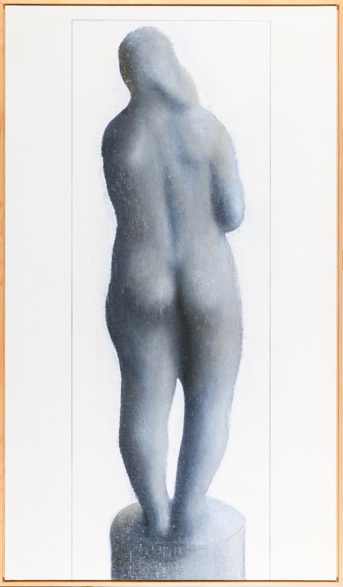 BOHUMIL ELIÁŠ ML. Figura 140 x 80 cm
