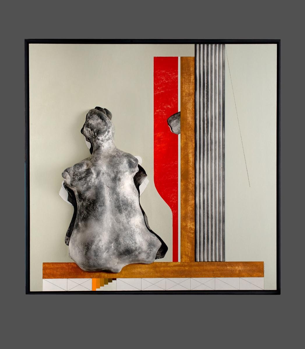 BOHUMIL ELIÁŠ ML. Siesta 100 x 100 cm