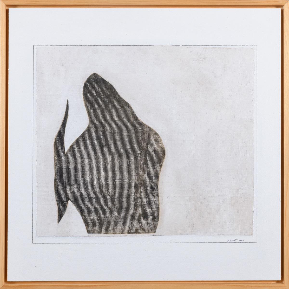 BOHUMIL ELIÁŠ ML. Torso 48 x 48 cm