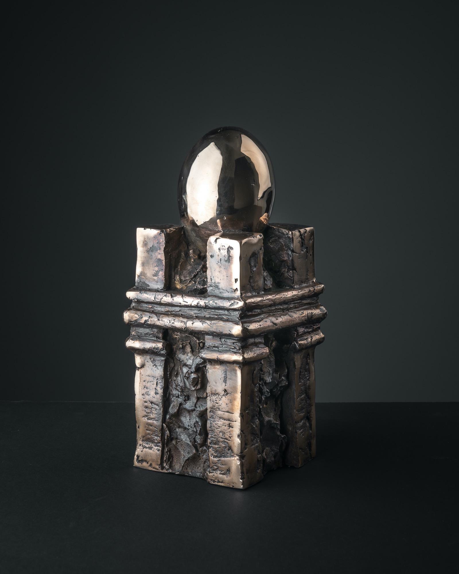 JAKUB BACHORÍK Pocta dokonalému tvaru-bronz 27cm