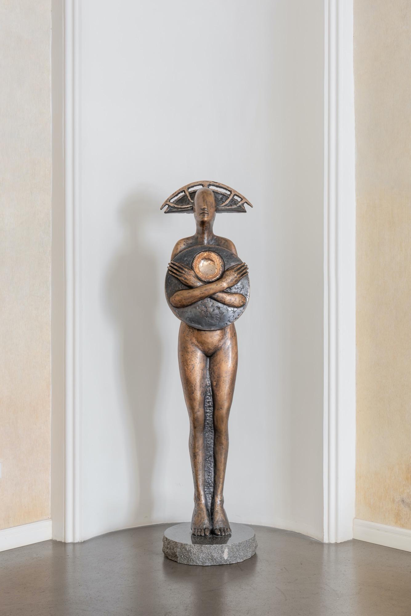 JAKUB BACHORÍK Prosbička-bronz, 175cm