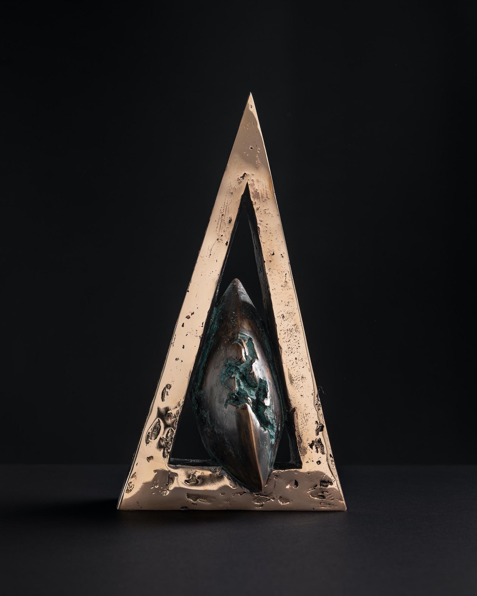 JAKUB BACHORÍK Semienko-bronz 35cm