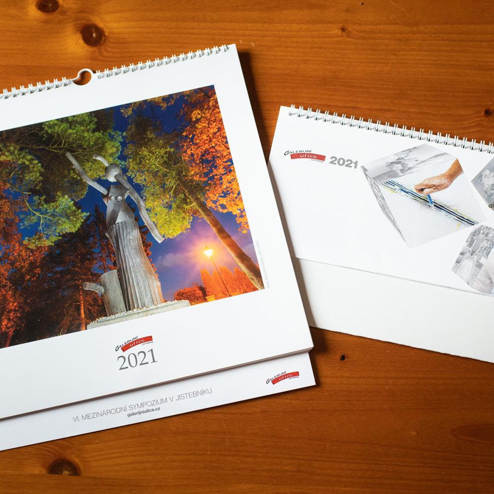 Galerijní kalendář 2021