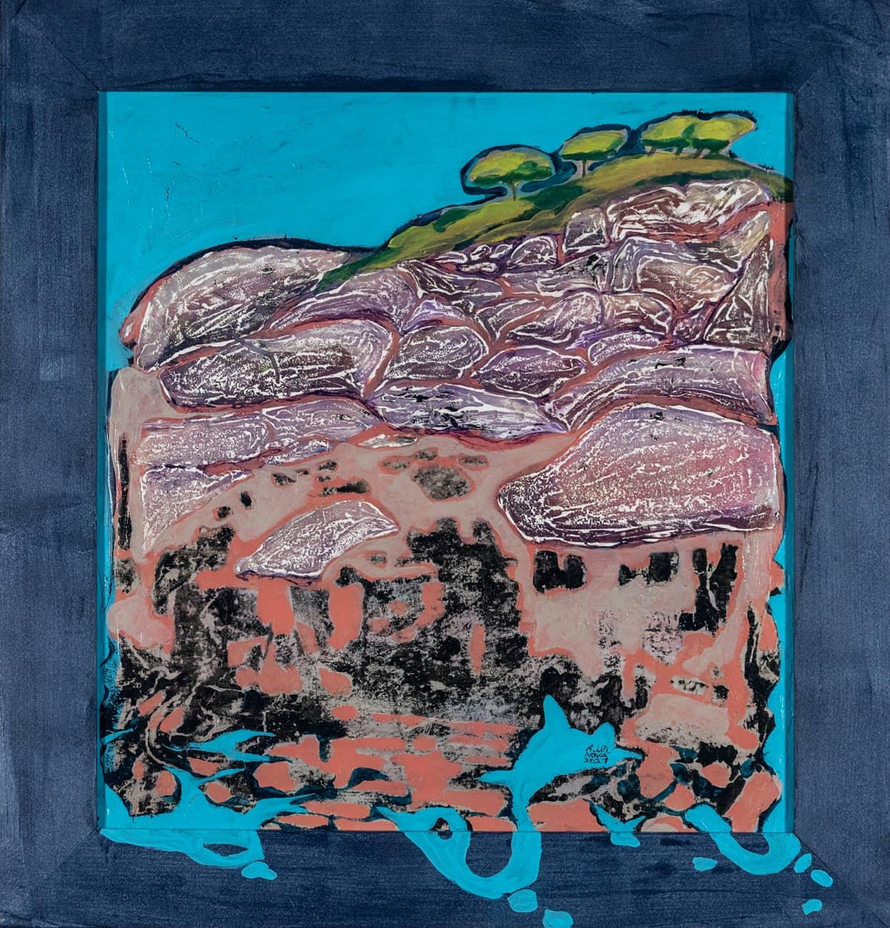 ALENA LIPINOVÁ Zálivy 66x62