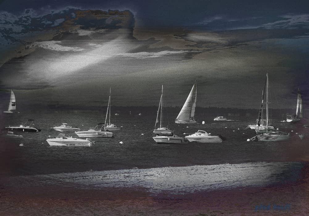 JAN LIPINA před bouří 70x100